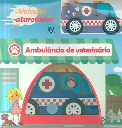Ambulância de veterinário