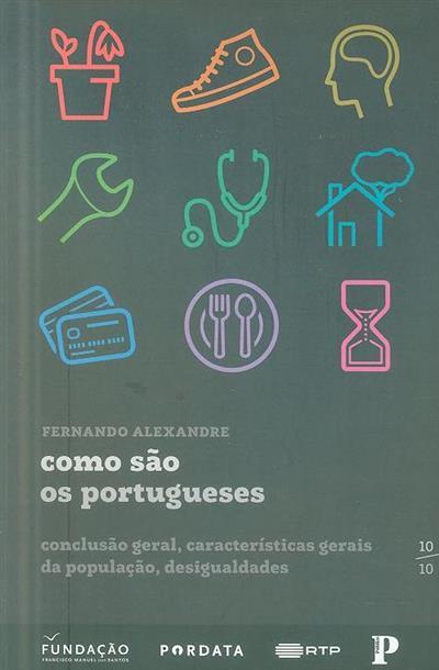 Como são os portugueses (Fernando Alexandre)