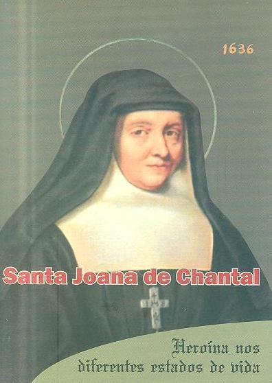 Santa Joana Francisca de Chantal (P. Paillart)