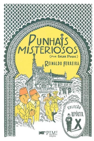 Punhais misteriosos (por Edgar Duque) (Reinaldo Ferreira)