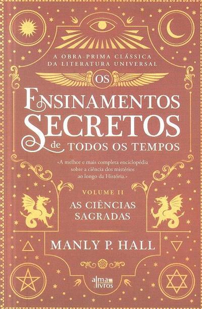 As ciências sagradas (Manly P. Hall)