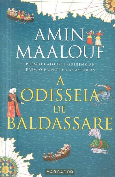 A odisseia de Baldassare (Amin Maalouf)