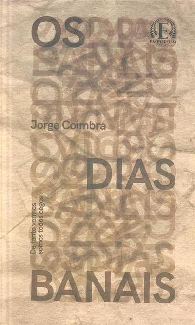 Os dias banais (Jorge Coimbra)