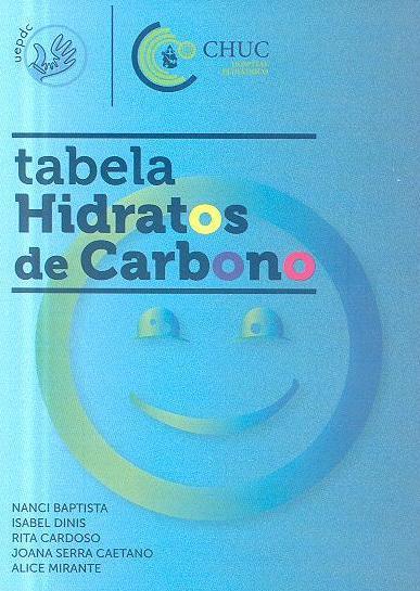 Tabela hidratos de carbono (Nanci Batista... [et al.])
