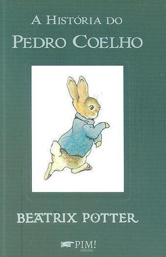 A história do Pedro Coelho (Beatrix Potter)
