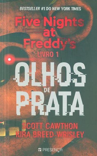 Olhos de prata (Scott Cawthon, Kira Breed-Wrisley)