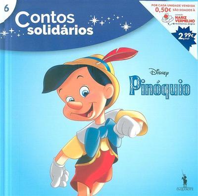 Pinóquio (trad. Eugénia Antunes)