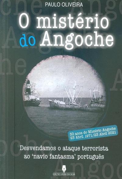 O mistério do Angoche (Paulo Oliveira)