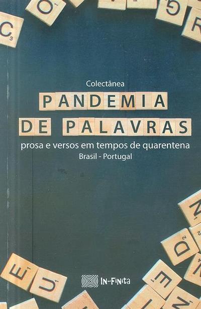 Colectânea pandemia de palavras (Adenildo Bezerra... [et al.])