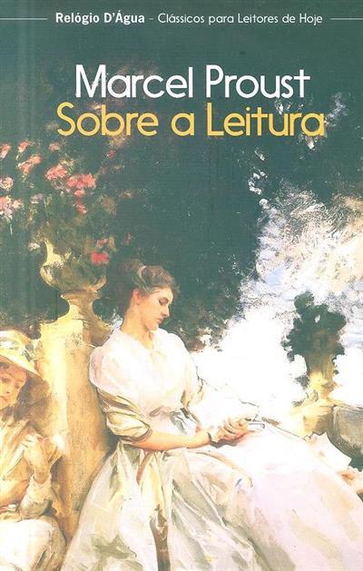 Sobre a leitura (Marcel Proust)