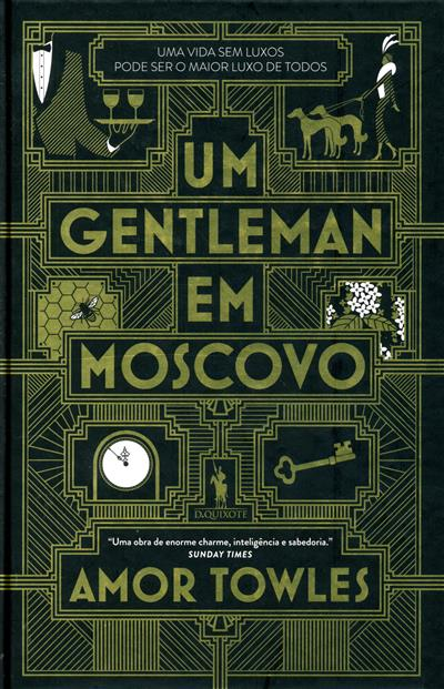 Um gentleman em Moscovo (Amor Towles)