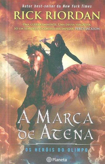 A marca de Atena (Rick Riordan)