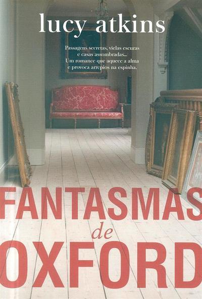 Fantasmas de Oxford (Lucy Atkins)