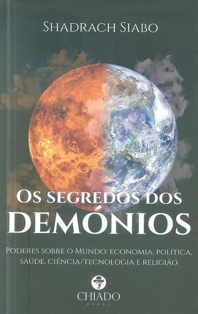 Os segredos dos demónios (Shadrach Siabo)