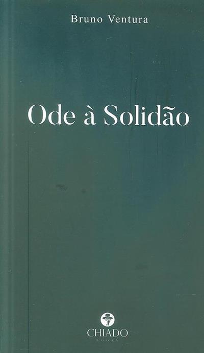 Ode à solidão (Bruno Ventura)