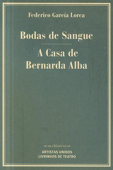 Bodas de sangue ; (Federico García Lorca)