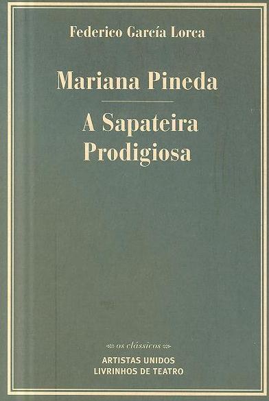 Mariana Pineda ;  (Federico García Lorca)