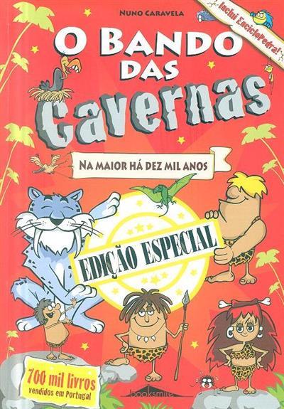 Na maior há dez mil anos (Nuno Caravela)