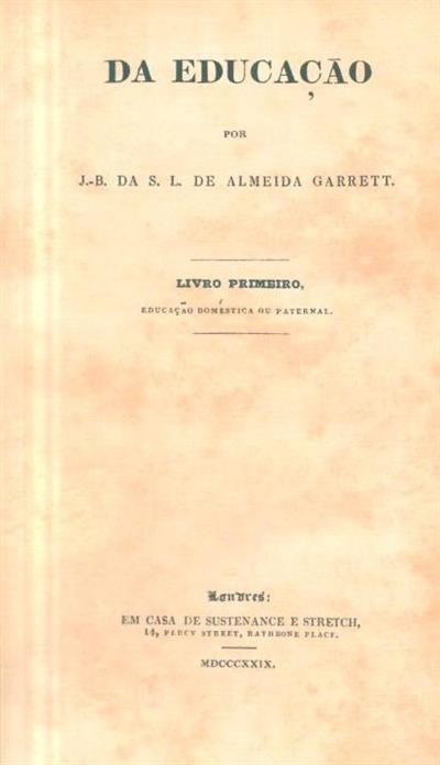 Educação doméstica ou paternal (Anthero de Quental)