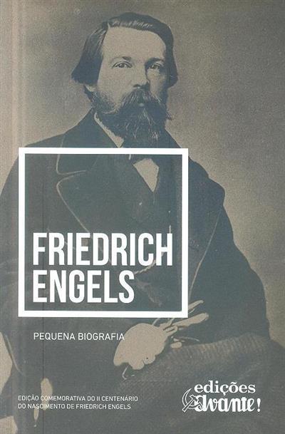 Friedrich Engels (Evguénia Stepánova)