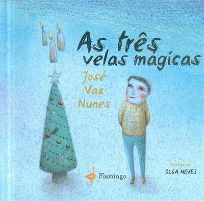 As três velas magicas