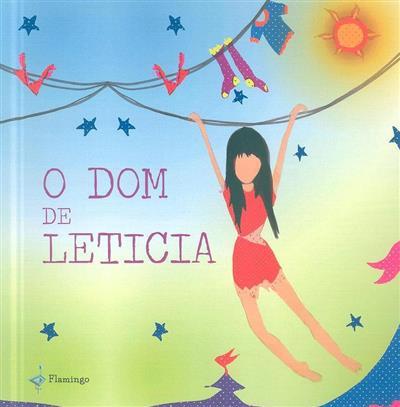 O dom de Leticia (Lindsey Calção, Mariana Leoni)