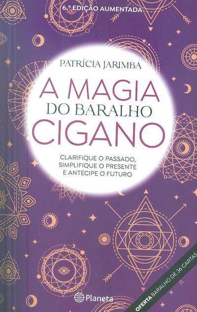 A magia do baralho cigano (Patrícia Jarimba)