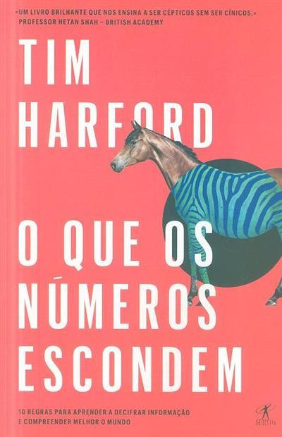 O que os números escondem (Tim Harford)