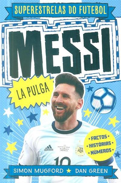 Messi, la pulga (Simon Mugford)