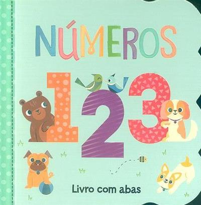 Números (il. Anna Clark, Daniel Clark)