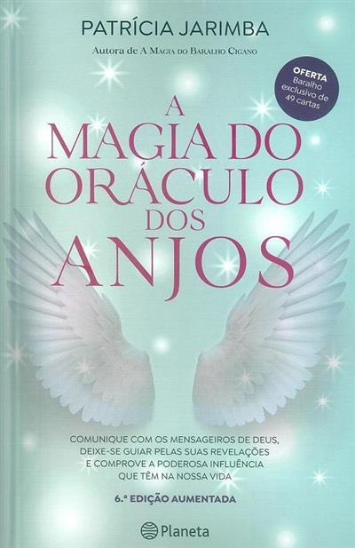 A magia do oráculo dos anjos (Patrícia Jarimba)
