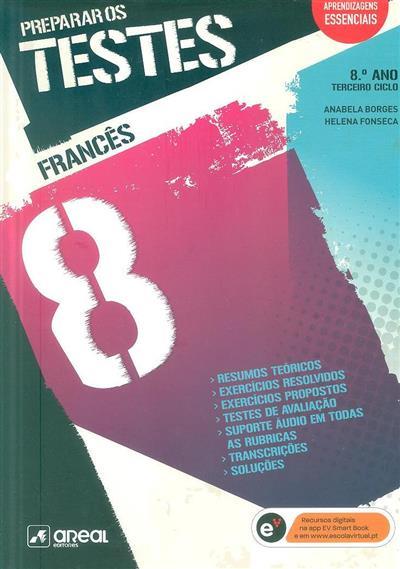 Francês, 8º ano (Anabela Borges, Helena Fonseca)
