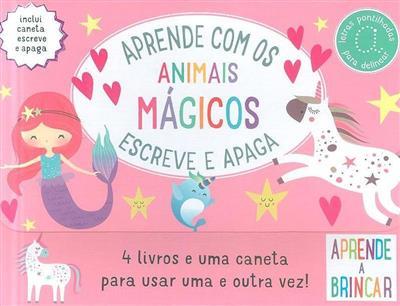 Aprende com os animais mágicos