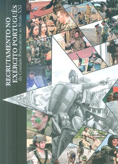 Recrutamento no Exército Português (coord. Luís Barroso, Carlos Filipe Afonso)