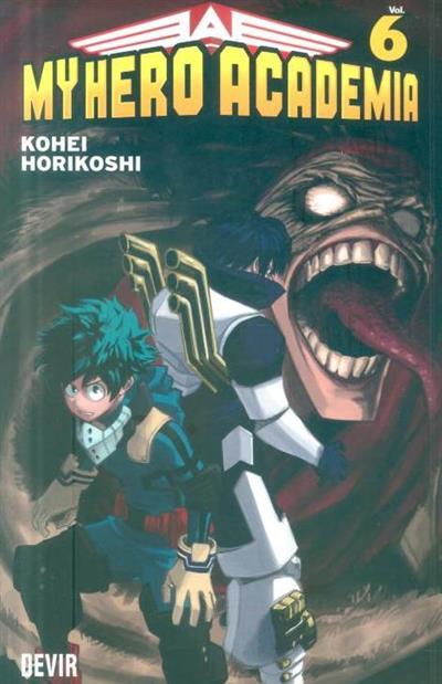 Rastejando (Kohei Horikoshi)