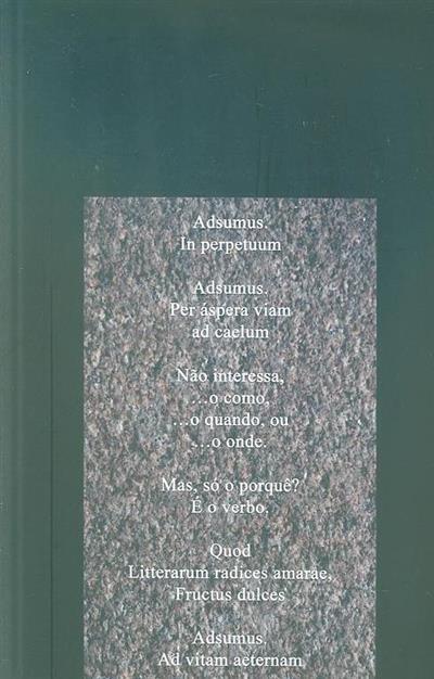 Adsumus in Perpetuum (Serafim Ferreira)