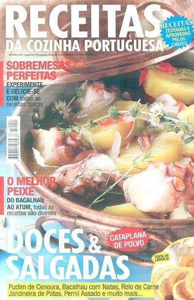Receitas da cozinha portuguesa (propr. Presspeople)