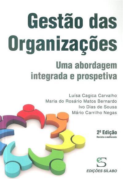 Gestão das organizações (Luísa Cagica Carvalho... [et al.])
