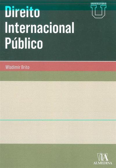 Direito internacional público (Wladimir Brito)