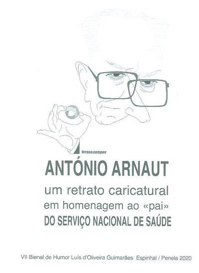 António Arnaut (VII Bienal de Humor Luiz d'Oliveira Guimarães)