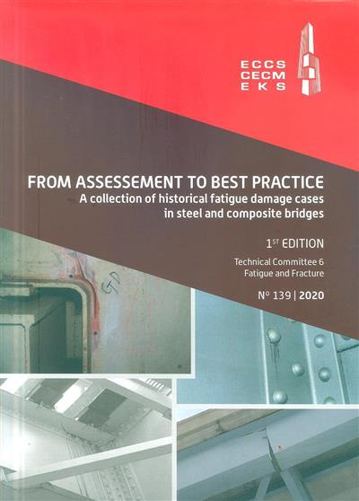 From assessement to best practice (European Convention for Constructional Steelwork)