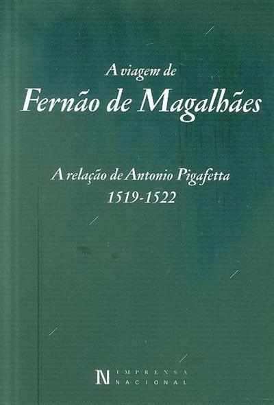 A viagem de Fernão de Magalhães (ed., introd. e notas Michel Chandeigne)
