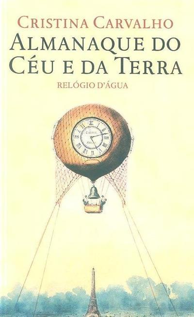 Almanaque do céu e da Terra (Cristina Carvalho)