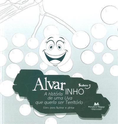 Alvarinho - a história de uma uva que queria ser território (Rita Burmester)