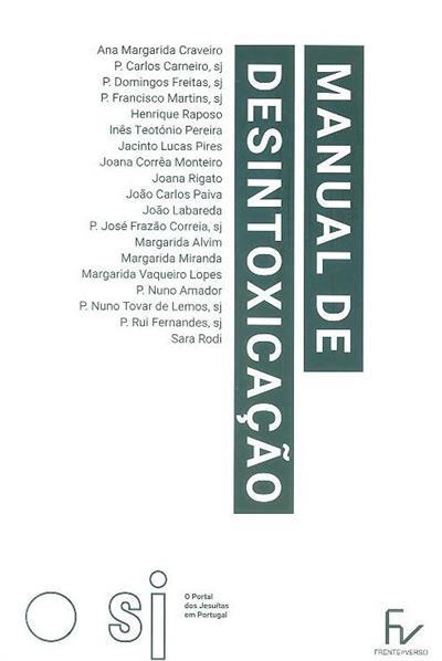 Manual de desintoxicação (Ana Margarida Craveiro... [et al.])