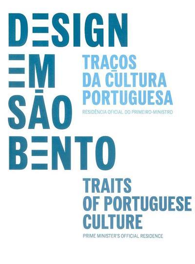 Design em São Bento (textos António Costa, Fernando Medina)