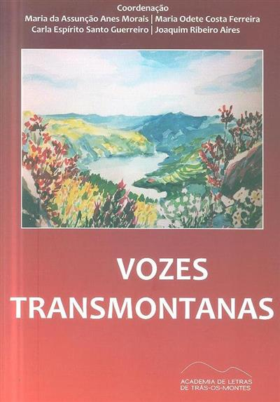 Vozes transmontanas (coord. Maria da Assunção Anes Morais... [et al.])