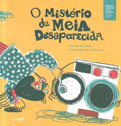 O mistério da meia desaparecida (Vitória Alves)