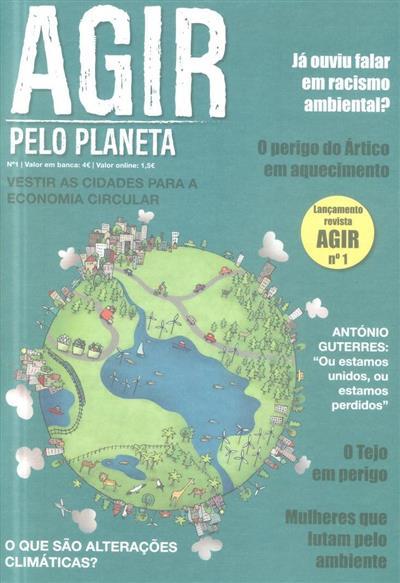 Agir Pelo Planeta (dir. Carla Marques)