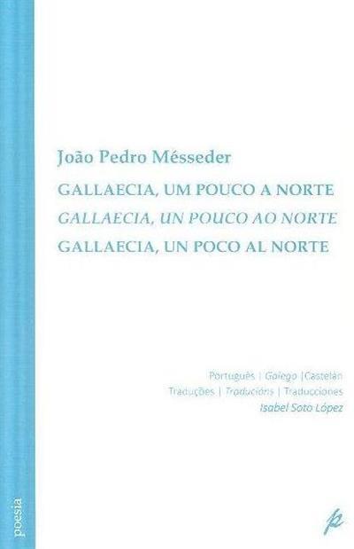 Gallaecia, um pouco a norte (João Pedro Mésseder)